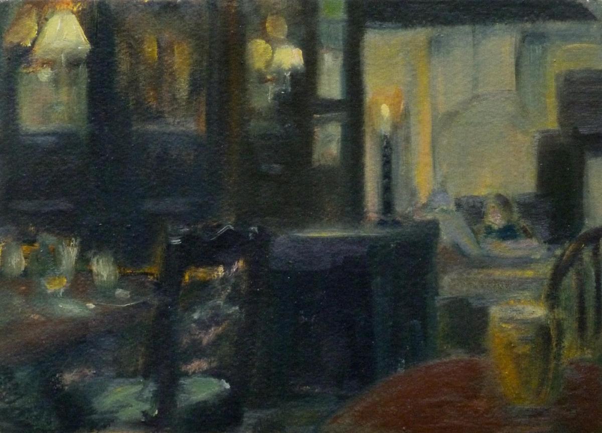 'Dockray Hall Interior' (i)